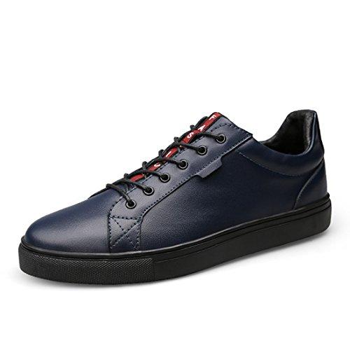 Blu LHEU Dark Sneaker 40 Minitoo EU LH0018 Blue Uomo TUqUId