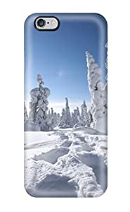 Premium [rTCnWYj9559RMYQu]winter In Finland Case For Iphone 6 Plus- Eco-friendly Packaging