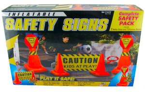 gns (3 piece set) (Inflatable Safety Signs)