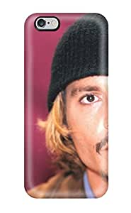ZippyDoritEduard Iphone 6 Plus Well-designed Hard Case Cover Johnny Depp Protector