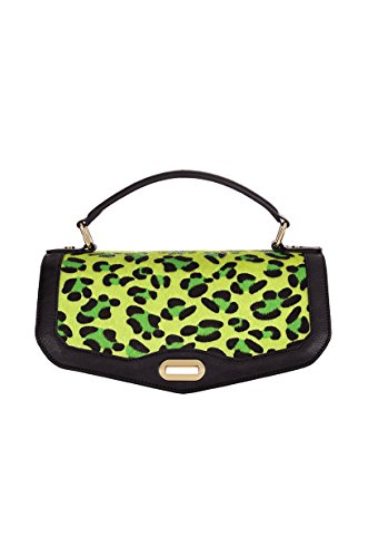 para Bolso Numeroventidue Spotted al Lime hombro hombre 1wPPTt