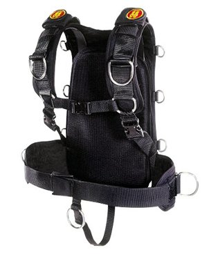 OMS Modular IQ Harness Pack System - Backpack ONLY, MD/LG by OMS