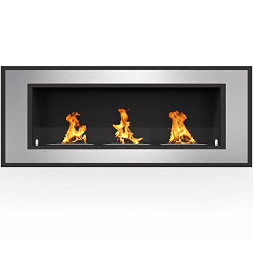 ventless ethanol wall fireplace - 7