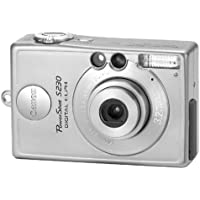 Canon PowerShot S230 3.2 MP Digital ELPH Camera with 2x Optical Zoom At A Glance Review Image