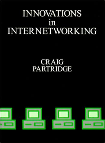 Innovations in Internetworking (Artech House Telecommunication Library)