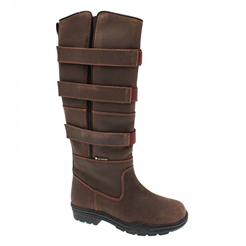 Chatham Blenheim Riding Boot Brown