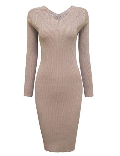 New Arrival Knit Dress - 1