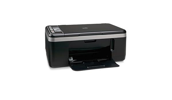 HP Deskjet F4180 - Impresora multifunción (Inyección de tinta ...