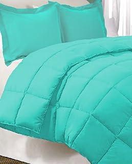 teal premium xl twin dorm comforter set twin extra long