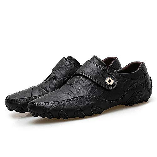 shoes I Casual Polipropilene per Barca da Traspiranti Nero con Nuovi Nuovo Uomo in Mocassini Fondo Mocassini Mocassini Morbido 2018 Xujw dwq0R88