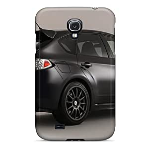 Flexible Tpu Back Case Cover For Galaxy S4 - Subaru Cosworth 3