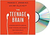 img - for [The Teenage Brain Audiobook] TEENAGE BRAIN Audio CD; Teenage Brain: THE TEENAGE BRAIN Unabridged by Frances E. Jensen book / textbook / text book