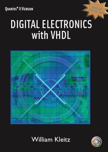 Digital Electronics with VHDL (Quartus II Version)
