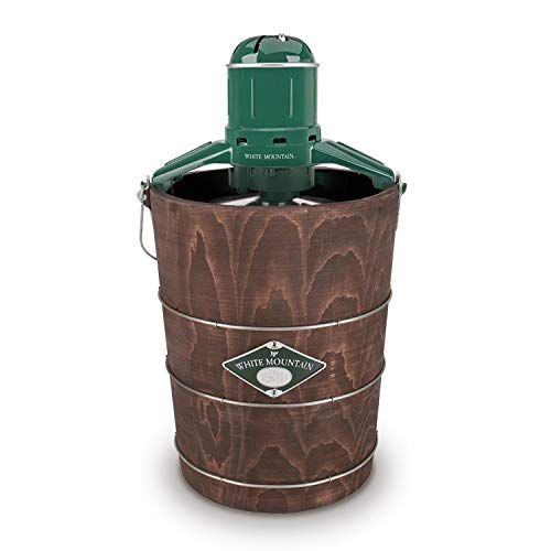 White Mountain Appalachian Series Wooden Bucket