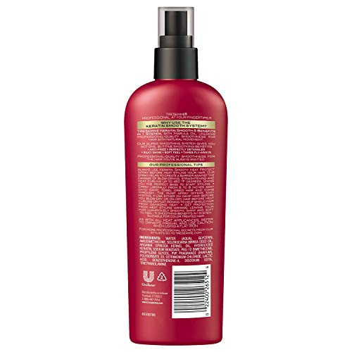TRESemm Expert Selection Heat Protection Spray, Keratin Smooth, 8 oz