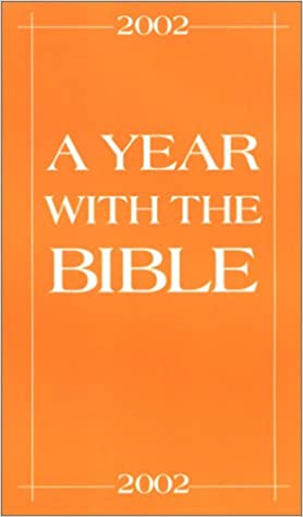 A Year With the Bible 2002