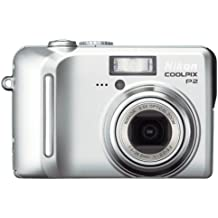 Nikon Coolpix P2 5.1MP Digital Camera with 3.5x Optical Zoom (Wi-Fi Capable)