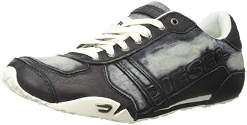Diesel Men's Harold Solar Leather Fashion Sneaker