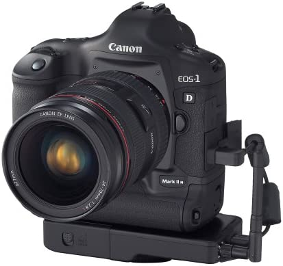 Canon EOS 1D Mark II N Body SLR-cámara Digital de Plata: Amazon.es ...