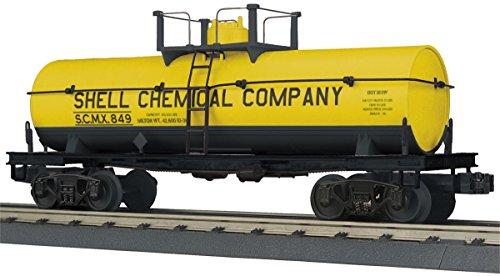 - O Shell Chemical Tank Car
