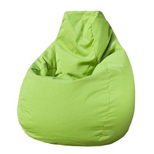 - Gold Medal Bean Bags Sunbrella Outdoor/Indoor Weather Resistant Bean Bag, Macaw