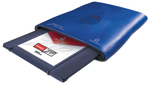 Iomega 100MB USB-Powered Drive Zip by Iomega