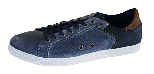 tone Mustang Sneakers 3 Herren Low Hellblau Washed 5gWZHgnr