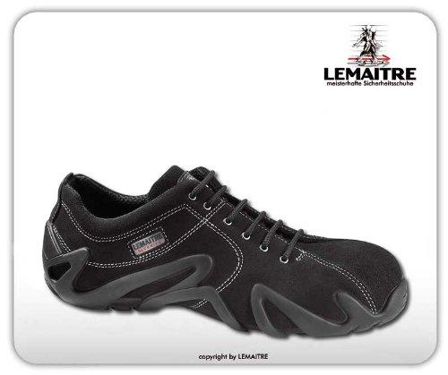 Lemaitre fácil negro loco 1841 EN ISO 20345 zapatos de seguridad S2 Gr, 43/zapatos de trabajo