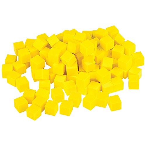 Teacher Created Resources Foam Base Ten, Ones Cubes (20711) ()
