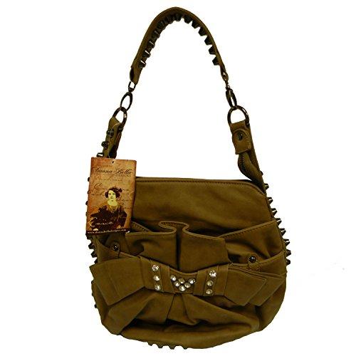 tina-studded-handbag-brown