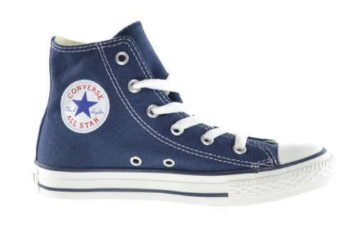 Converse C/T All Star Hi Little Kids Fashion Sneakers Navy 3j233-3 ()