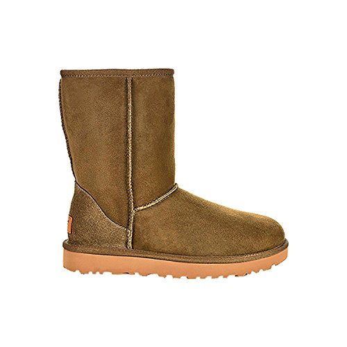 UGG Womens Classic Short II Winter Boot Spruce Size 5 by UGG