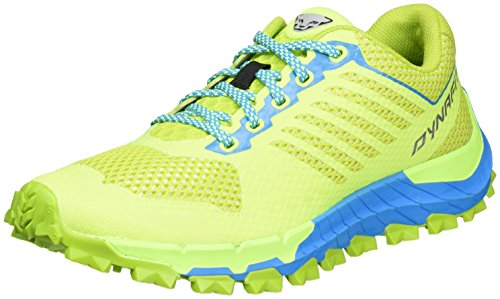 Dynafit Trailbreaker, Zapatillas de Running para Asfalto para Hombre Verde (Atomic Blue/cactus)