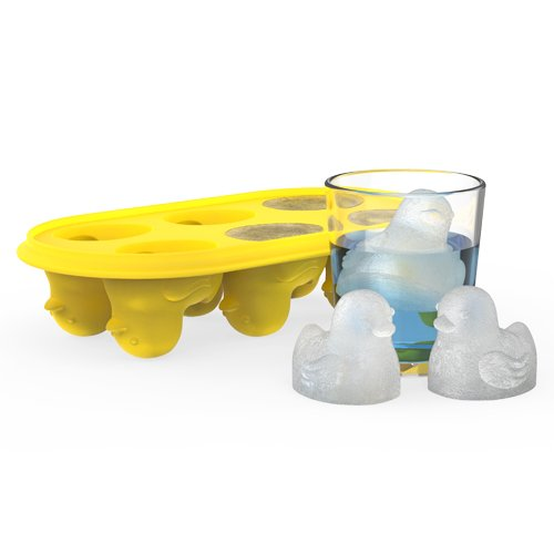 - TrueZoo Quack the Ice Silicone Mold and Ice Cube Tray