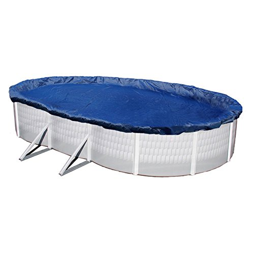 Defender 15 Year Oval Above Ground Winter Pool Cover
