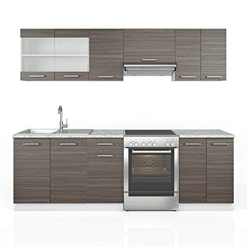 Amazon.de: Küchenzeilen - Möbel: Küche & Haushalt