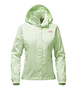 The North Face Women's Resolve 2 Jacket (X-Small, Ambrosia Green)