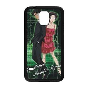 Detective Conan Samsung Galaxy S5 Cell Phone Case Black present pp001_9585190