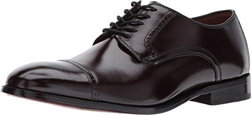 Johnston & Murphy Bradford Cap Toe Burgundy Leather 15-1773 (10 EEE US)