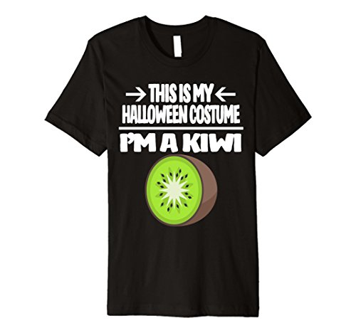 Kiwi Halloween Costume Tshirt - Men Women Youth Sizes