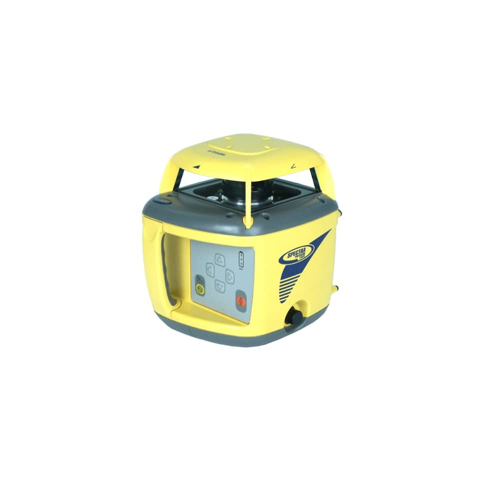 Spectra Precision Laser LL600 Exterior Automatic Self Leveling Laser Level