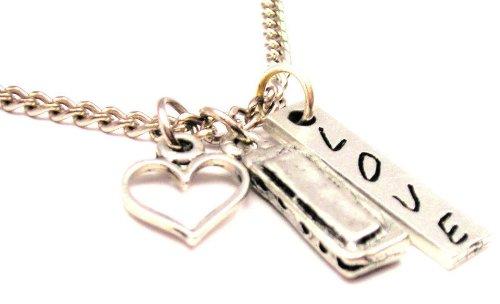 ChubbyChicoCharms Harmonica Love And Hearts 18