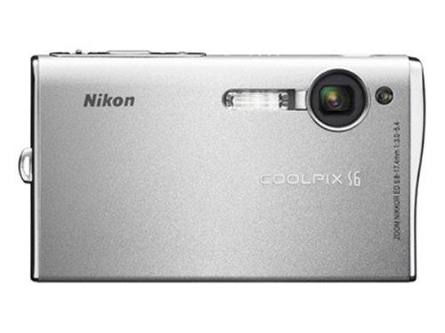 Nikon Coolpix S6 6MP Digital Camera with 3x Optical Zoom