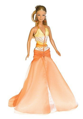 Barbie Collector Dream Seasons - I Dream of Summer Silver Label Barbie Doll - Barbie Doll Silver Label