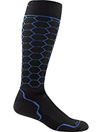 Darn Tough Men's Honeycomb Over-the-Calf Light Socks