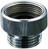 LIXIL(リクシル) INAX シャワーヘッド接続用アダプター TOTO製用(大口径) 34-386