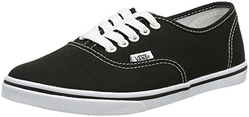 Pro Lo Authentic de Vans skate Zapatillas Negro Unisex EAqn5