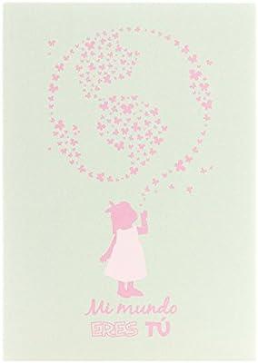 Jardín de Noa 1034A - Cuaderno rustica liso