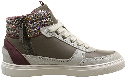 Pepe Jeans London Mädchen Montreal Low-Top Gris (955Slate)