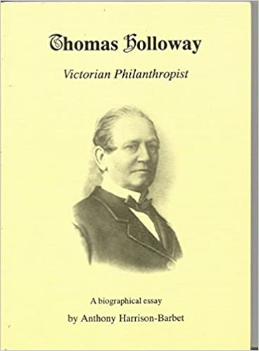 Book Thomas Holloway: Victorian Philanthropist